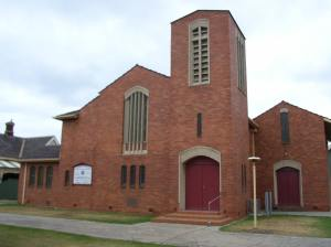 St Stephens Uniting Church Williamstown